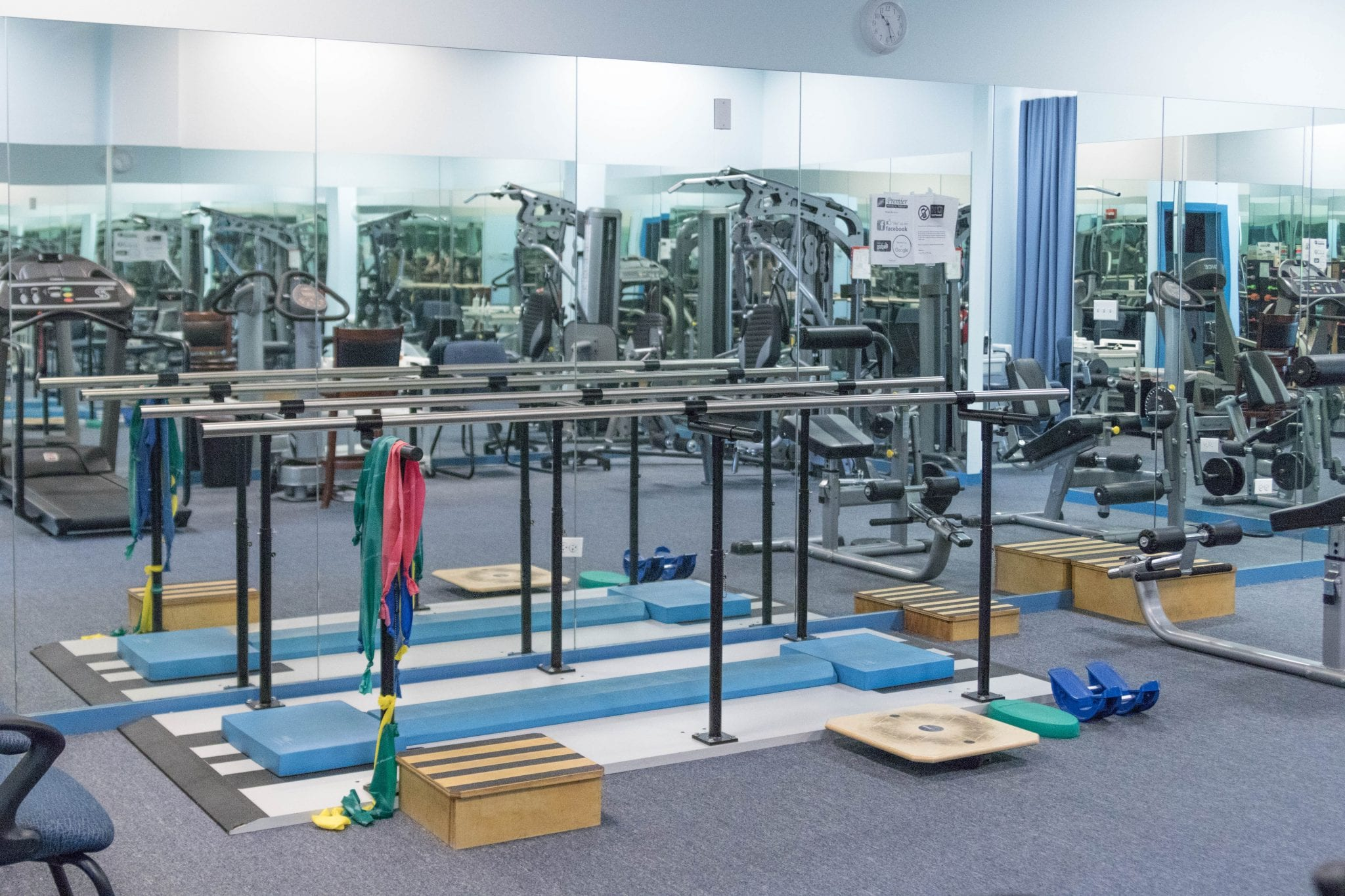 modern physical therapy equipment and technology for treatment