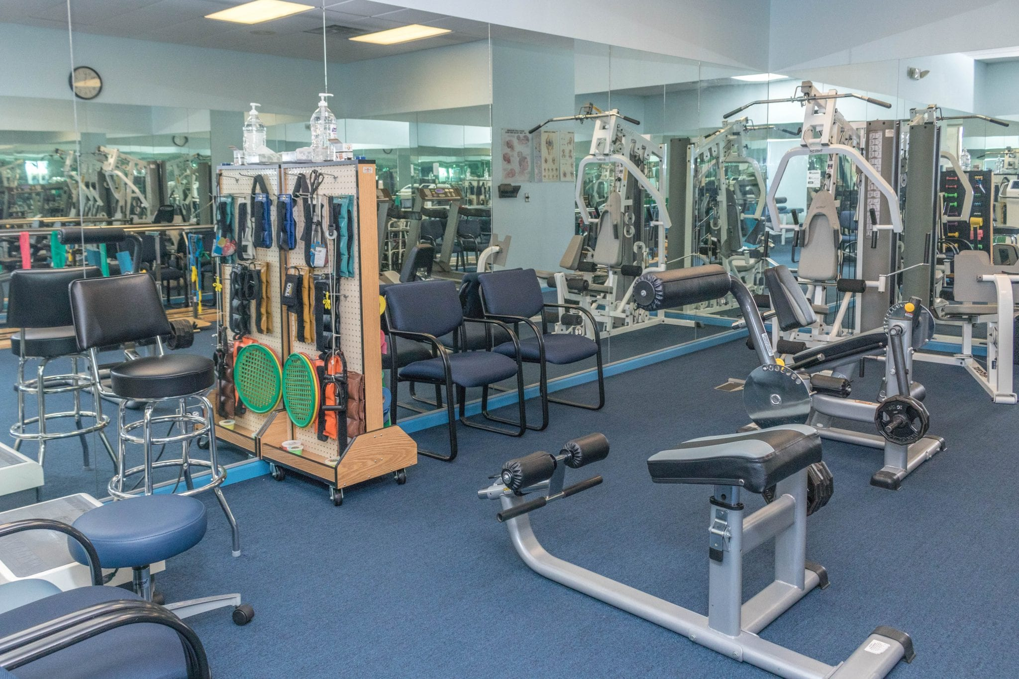 Modern Equipment and Technology for Physical Therapy Treatment
