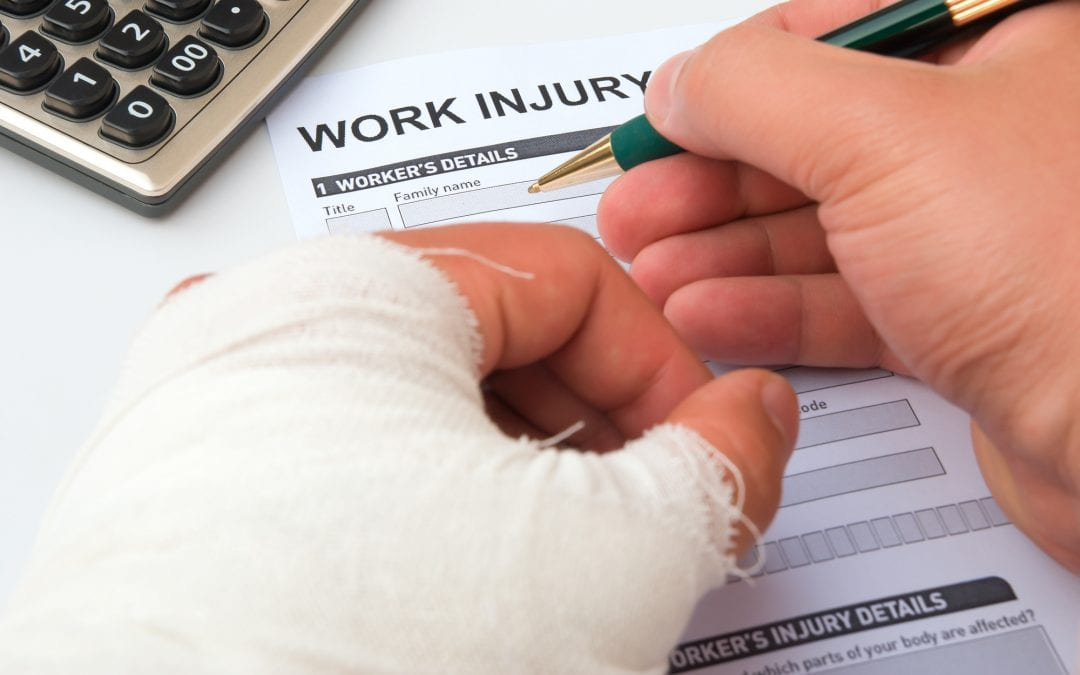 What You Need to Know About Work Injury Compensation