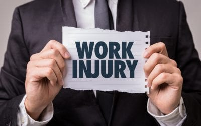The Immediate Steps You Need to Take If You Were Hurt at Work